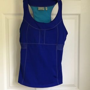 Athleta tank top with pockets